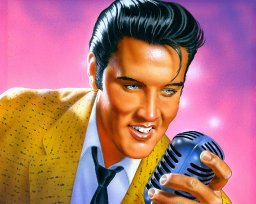 Record Deal for an Elvis Presley impersonator