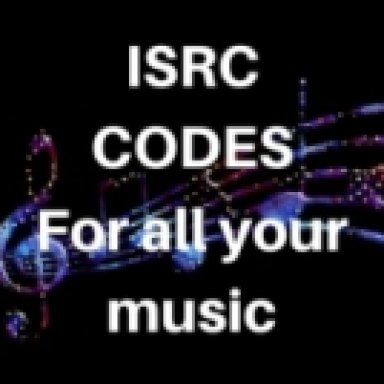 If You Require an ISRC CODE